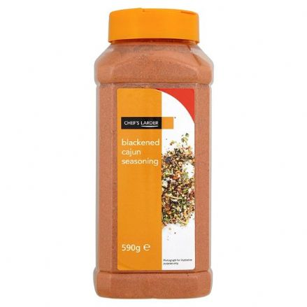 Chef's Larder Blackened Cajun Seasoning 590g
